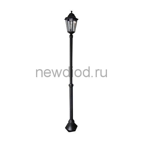 Садово-Парковый Светильник HL273P 60Вт E27 220-240V Черный