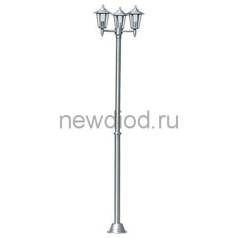 Садово-Парковый Светильник HL245P 3х60Вт E27 220-240V Сталь