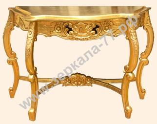 Стол-консоль Варезе, золото