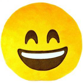 """Подушка Emoji """"Laugh"""" Эмоджи """"Смех"""" 35 см"""