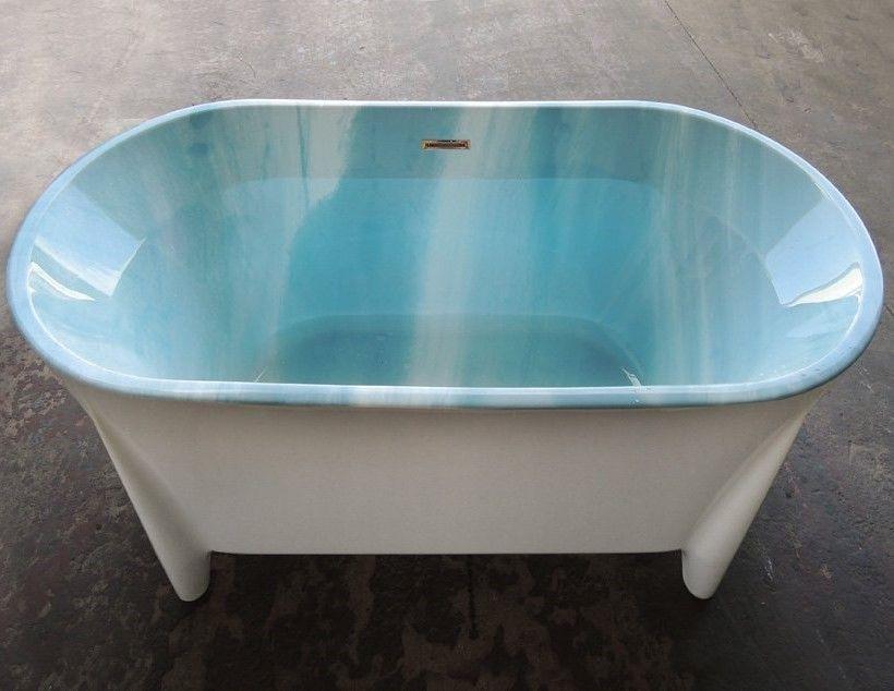 Ванна с ножками Belbagno BB40 MARINE отдельно стоящая 170x80 ФОТО