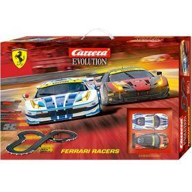 Автотрек CARRERA GO !!! 25222 Ferrari Racers