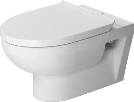 Безободковый унитаз Duravit DuraStyle 456209 Комплект: 256209 + 002079 ФОТО