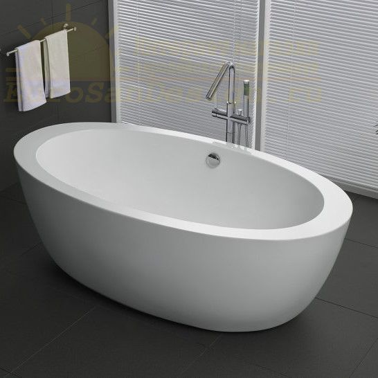 Ванна Belbagno BB67 170x90 ФОТО