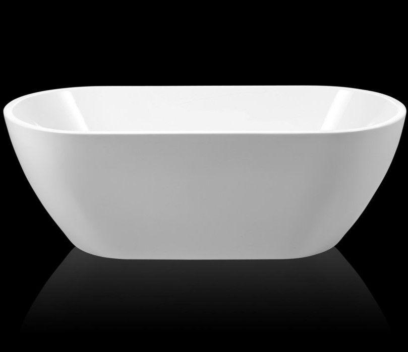 Отдельностоящая ванна Belbagno BB70 из акриловой массы 150x75 ФОТО