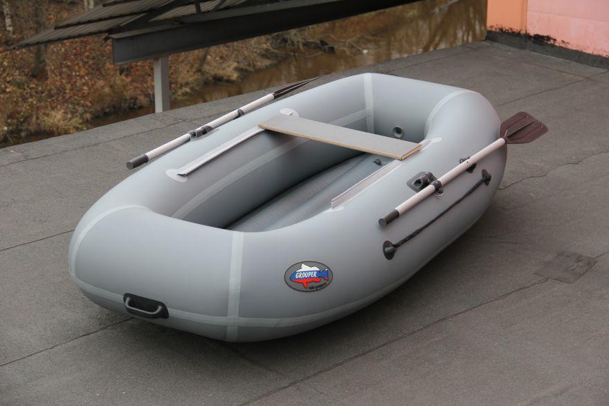 "Лодка ""Групер"" 260"
