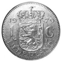 Нидерланды 1 гульден 1979 г.