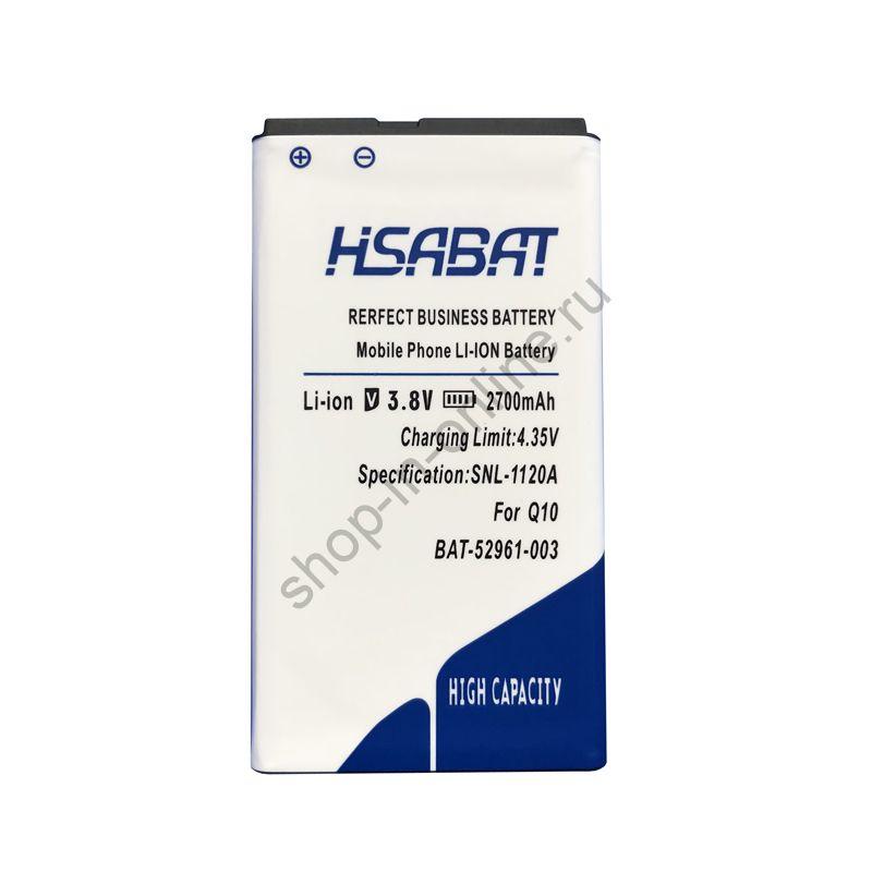 Аккумулятор BAT-52961-003 ACC-53785-201 2700 мАч
