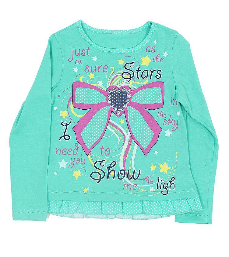Блузка для девочки Stars