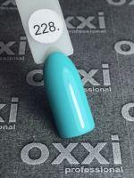Гель-лак Oxxi №228 цветной, 8 мл