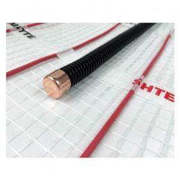 Нагревательный мат Shtein-200 на основе двухжильного кабеля  8 кв.м. Heizmatte SHT-1600