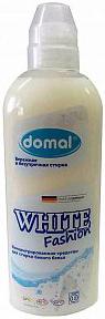 Domal White Fashion Концентрированное средство для стирки белого белья 10 стирок 375 мл