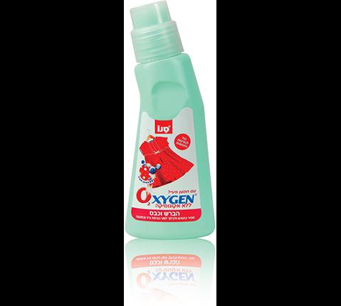Пятновыводитель с активным кислородом Oxygen Brush&Wash Sano 250мл
