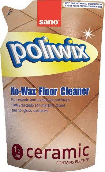 Средство для мытья полов, предотвращает скольжение Poliwix Ceramic Sano 750 мл
