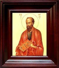 Павел, апостол (21х24), простой киот