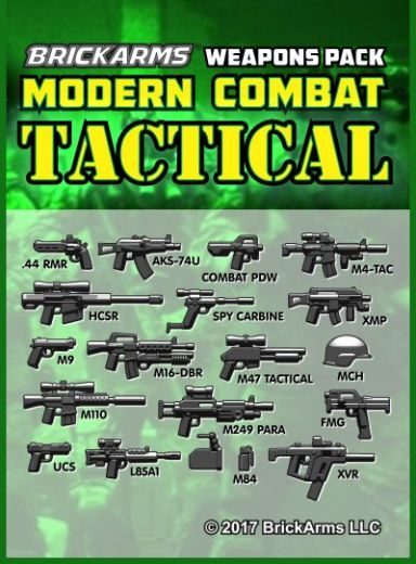 Modern Combat - Tactical Pack