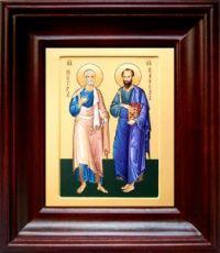 Петр и Павел (21х24), простой киот