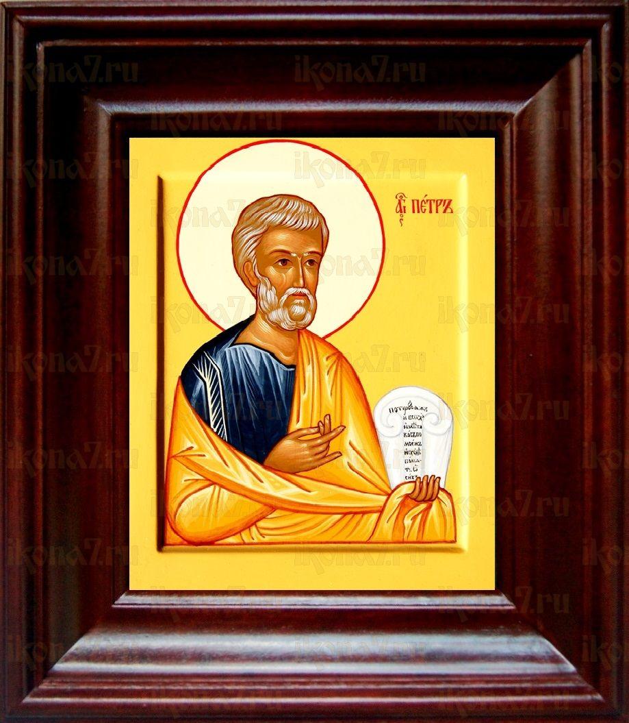 Петр, апостол (21х24), простой киот