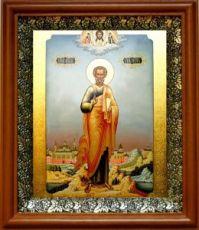 Петр, апостол (19х22), светлый киот