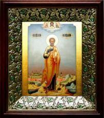 Петр, апостол (21х24), киот со стразами