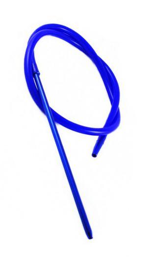 Шланг для кальяна Caesar силиконовый синий 150см