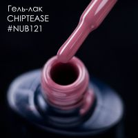 Гель-лак NUB 121 CHIPTEASE, 8 мл