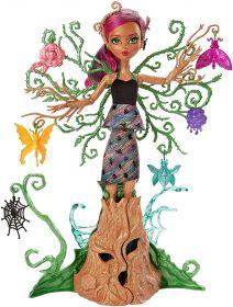 Кукла Триса Торнвиллоу (Treesa Thornwillow), серия Цветочные монстряшки, MONSTER HIGH