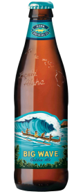 Big Wave Golden Ale 4.4%, 0.355 л