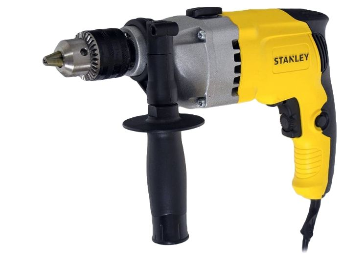 Дрель ударная Stanley STDH8013C-RU
