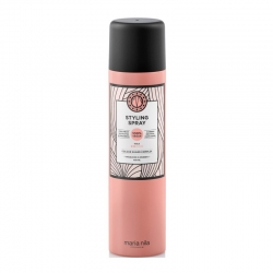 Лак для укладки волос Styling Spray Style & Finish Maria Nila 520 мл