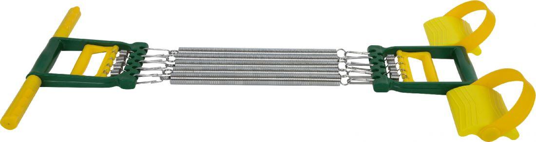Эспандер 3 в 1 пружинного типа Joerex 7742 5 пружин