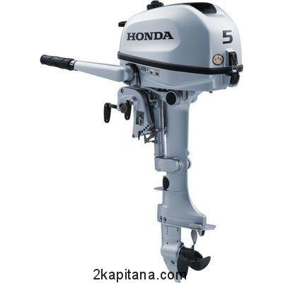 Лодочный мотор HONDA (Хонда) BF 5 DH SHU