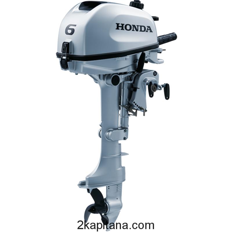 Лодочный мотор HONDA (Хонда) BF 6 AH SHU