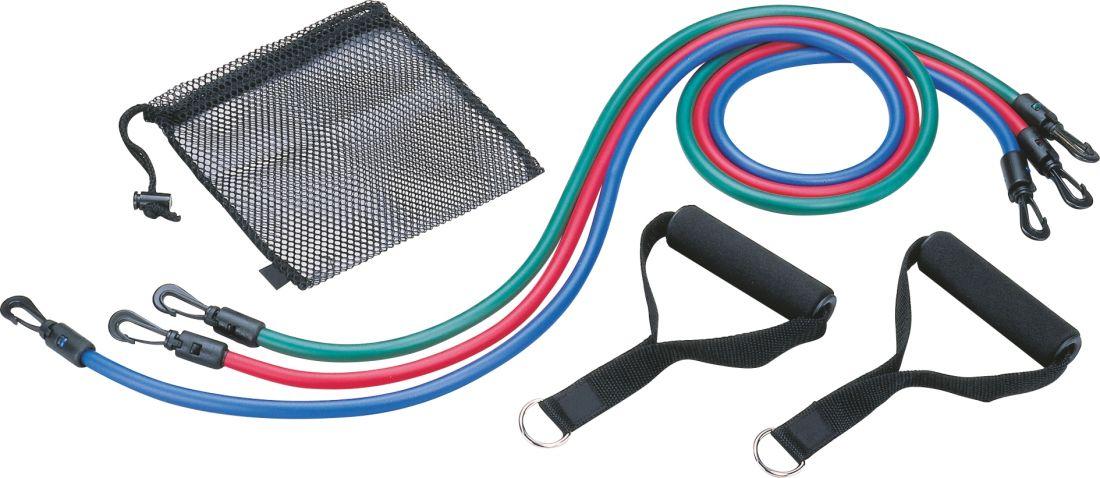 Эспандер для степа Pro Supra 309-3 3жгута