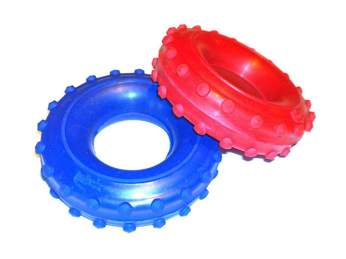 Эспандер кистевой AOS 23011 кольцо массажное 55 кг