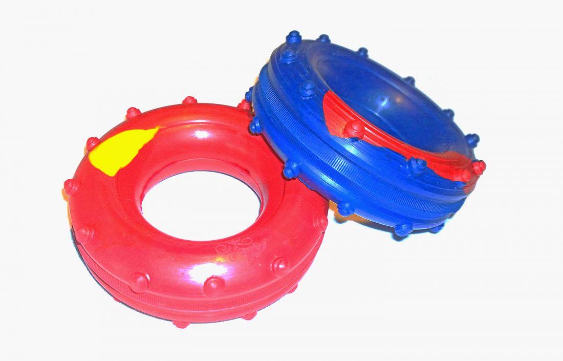 Эспандер кистевой AOS 23048 кольцо массажное 50 кг