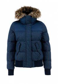 Женская куртка adidas Womens Pnl Mcrl Jacket синяя