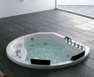 Гидромассажная ванна GEMY G9053 K