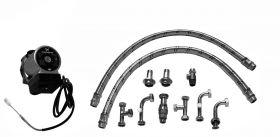"""Гидравл. комплект для SLIM+SLIM UB (INOX) для котлов мощностью меньше 35 кВт (выход 3/4"""") KHW 71408561"""