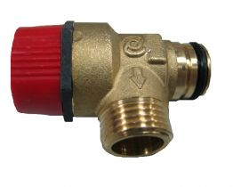 гидравлический предохранительный клапан 3 бар Арт. 710071200