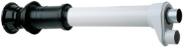 Единый вертикальный наконечник для раздельных труб KHG 71403651
