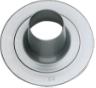 Изолирующая накладка для горизонтальных крыш диам. 80-100 мм KHG 71403671