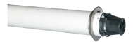 Коаксиальная труба с наконечником диам. 60/100 мм, длина 750 мм    KHG 714101810