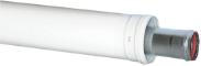 Коаксиальное удлинение диам. 60/100 мм, длина 500 мм KHG 714103910