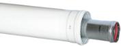 Коаксиальное удлинение диам. 80/125 мм, длина 1000 мм KHG 71414041