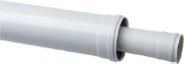 Коаксиальное удлинение полипропиленовое, диам. 60/100 мм, длина 500 мм, HT  KHG 714119810