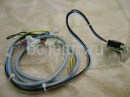 микропереключатель с держателем и проводкой в сборе Арт. 607470