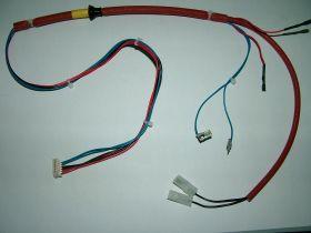 низковольтная проводка (от разъем платы Х4 к термостату перегрева, датчику NTC отопления, пневмореле) Арт. 8513670