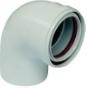 Отвод 90° для труб с изоляцией, диам. 80 мм KHG  71410511