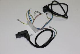 Проводка электрическая (от разъема платы Х3 к клеммной колодке, насосу и газ.клапану)  Арт. 8514040